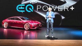 Mercedes AMG GT Concept Reveal Geneva 2017 Review New Mercedes CLS Video 2018 CARJAM TV