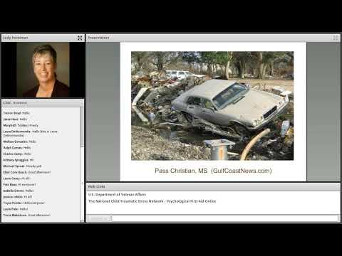 Psychology of Disaster Situations