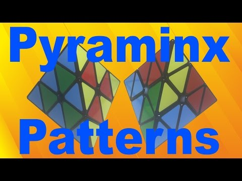 5 Patterns on the Pyraminx [Tutorial]