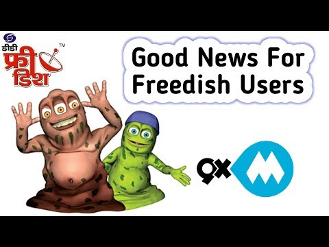 Good News For Freedish Users | Removed Channel 9XM Is Back Now