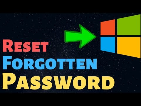 How To Reset A Computer With A Password | Forgotten Computer Password | Get Fixed