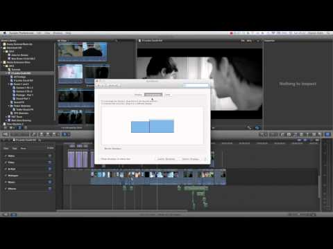 How to change your Playback (Viewer) monitor in Final Cut Pro X