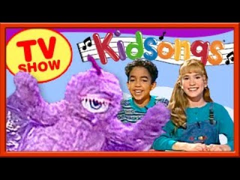 Very Silly Kids Songs Videos | Kidsongs TV Show | Purple People Eater | counting for kids | PBS Kids