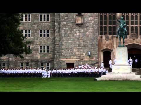 Class of 2017 highlights for Plebe-Parent Weekend