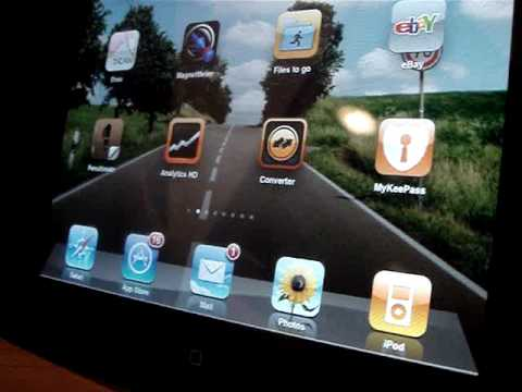Case original da Apple para iPad