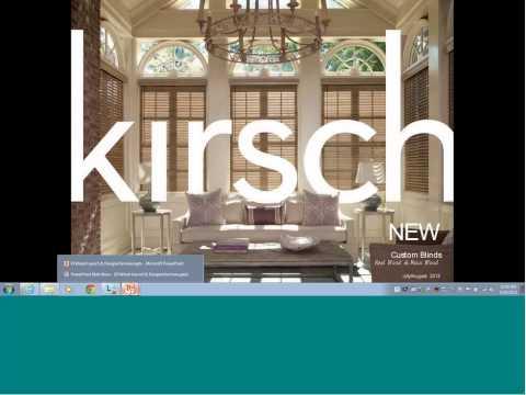Kirsch Wood 2013