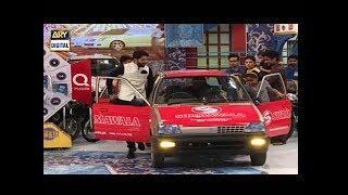 Surmawala car winner in Jeeto Pakistan - Jeeto Pakistan