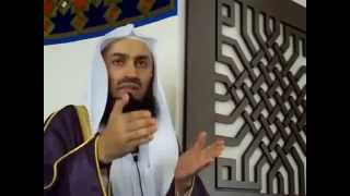 How to make Dua? By Mufti Menk
