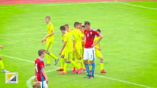 Україна U-16 - Чехія U-16 | Ukraine U-16 - Czech Republic U-16 | XIII Viktor Bannikov Memorial