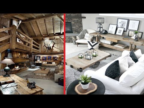 Rustic Design Styles Living Room Ideas - Rustic Decor for Living Rooms