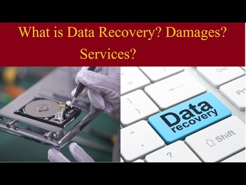 What is Data Recovery ?Types Of Damages? Hard Drive Data Recovery Services -In hindi/urdu