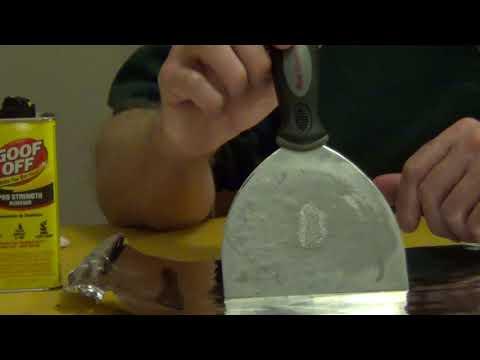 How to Remove Super Glue - Goof Off