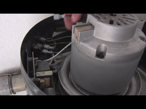Replacing a Motor on a Vacu Flow Central Vacuum