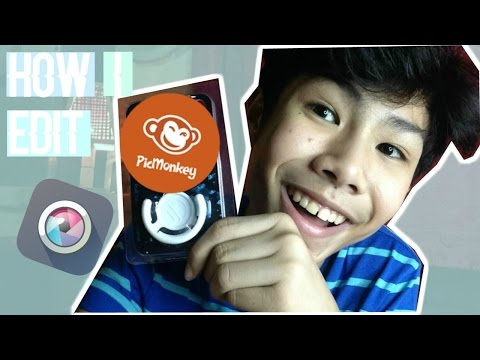 HOW I EDIT MY YOUTUBE THUMBNAIL (TAGALOG)| RenielReyesTV