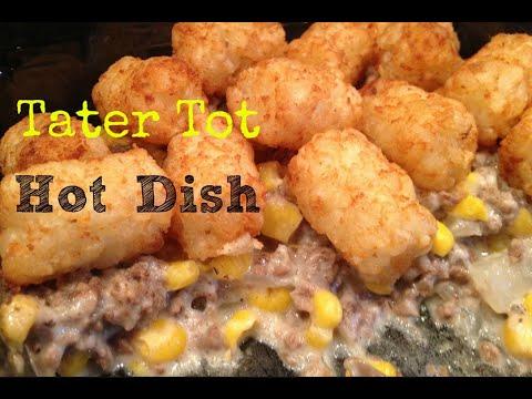 How to Make Tater Tot Hotdish (An American Gnome Favorite)