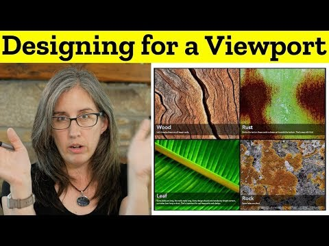 Designing for A Viewport