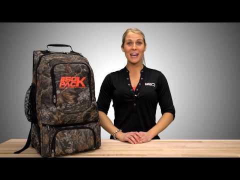 Isopack Mossy Oak Meal prep bag by Isolator fitness