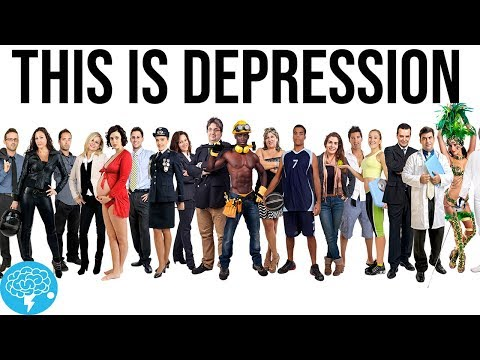 This Is EXACTLY What Depression Looks Like