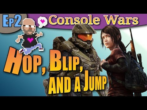 Console Wars (and Why They're Silly) - Hop, Blip, and a Jump with Jared Petty Ep. 2