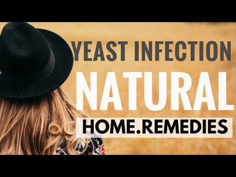 Top 10 Yeast Infection Relief Natural Home Remedies | Candida Cure And Treatment