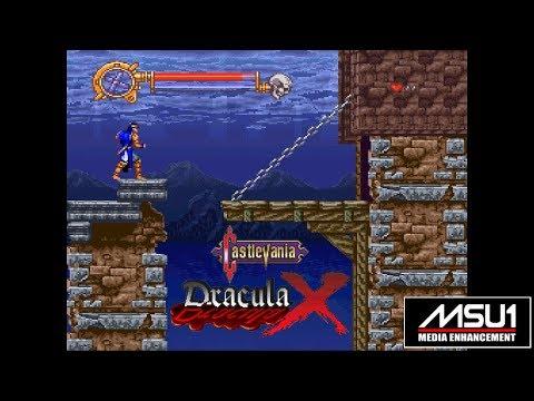 SNES MSU1 Castlevania: Dracula X (EU Castlevania: Vampire's Kiss)