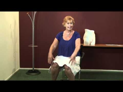 Pelvic Floor Exercises to help with Incontinence