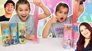 Download GUAVA JUICE VS KARINA GARCIA SLIME PACKS! | JKrew Video