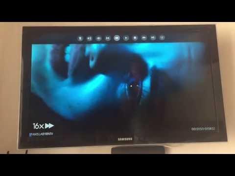 Full media centre running on Android TV Box