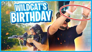 My friends kidnapped me for my birthday...
