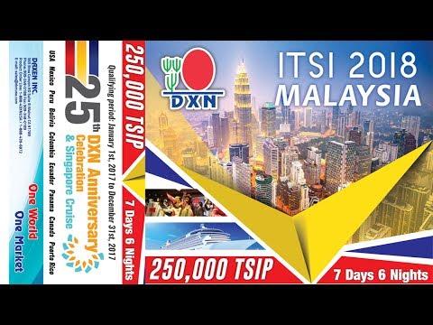 DXN ITSI Malaysia 2018 - USA
