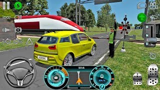 Real Driving Sim #6 Road to Berlin! - Car Games Android gameplay
