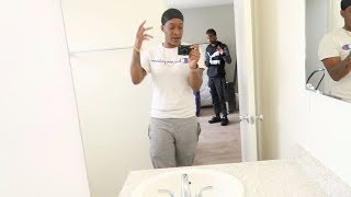 I FINALLY MOVED...INTO MY OWN PLACE .. | EMPTY HOUSE TOUR