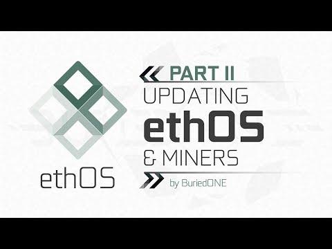 [ ᴇᴛʜᴏs sᴇʀɪᴇs ᴘᴀʀᴛ ɪɪ ] How To Update ethOS & Miners + TeamViewer