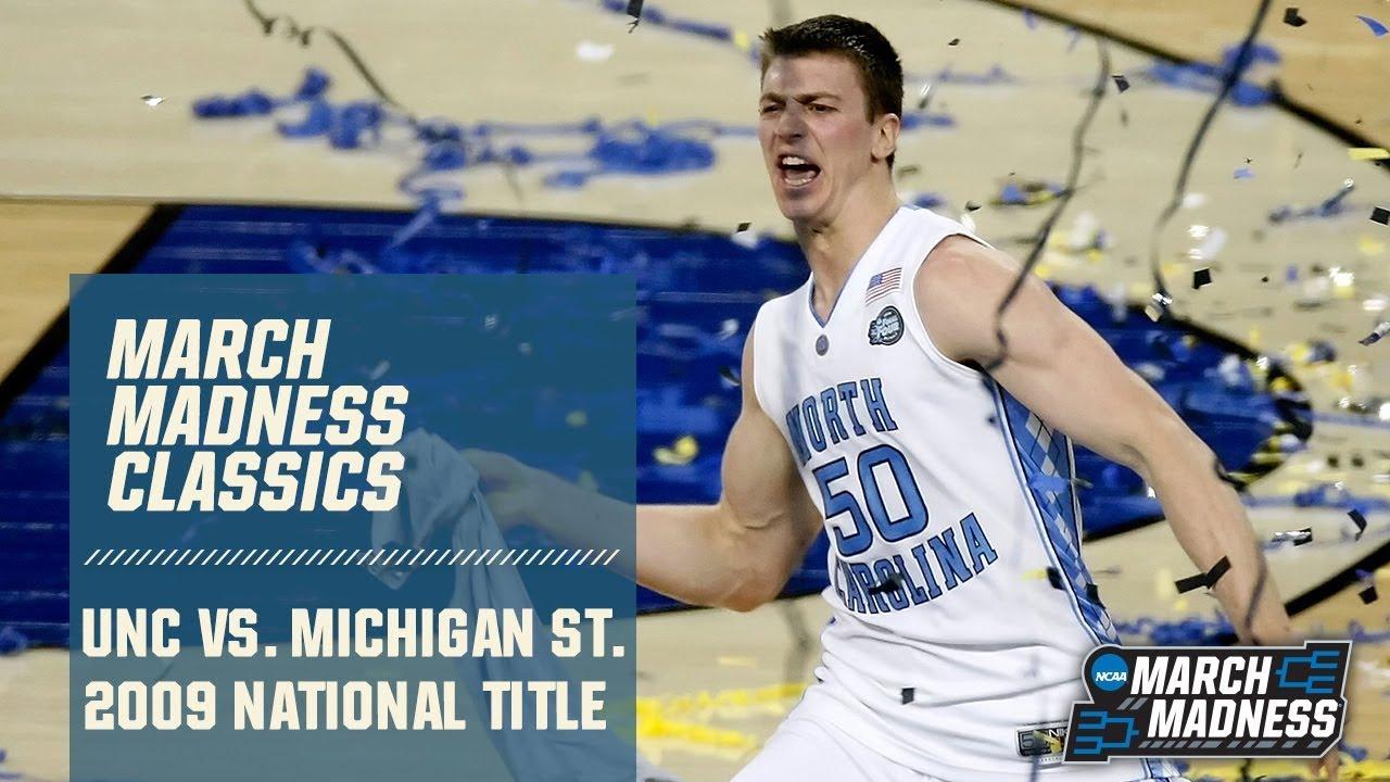UNC vs. Michigan State: 2009 National Championship | FULL GAME