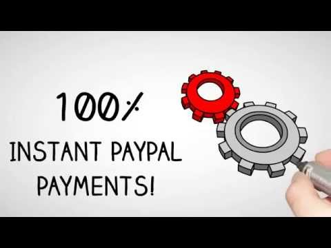 Get Paid $97 Instantly To Your Paypal - NO Limit To Your Daily Earnings