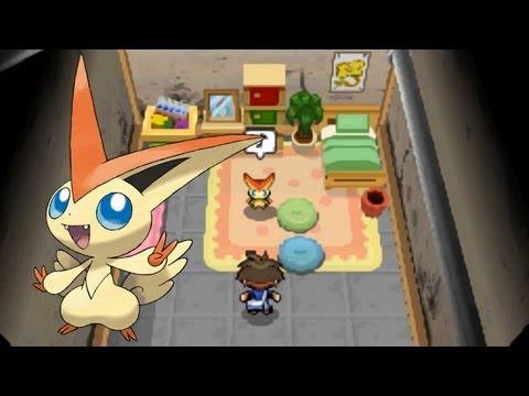 Pokemon Black 2 & White 2 - Pokemon White 2 Walkthrough Part 124 - Victini Event
