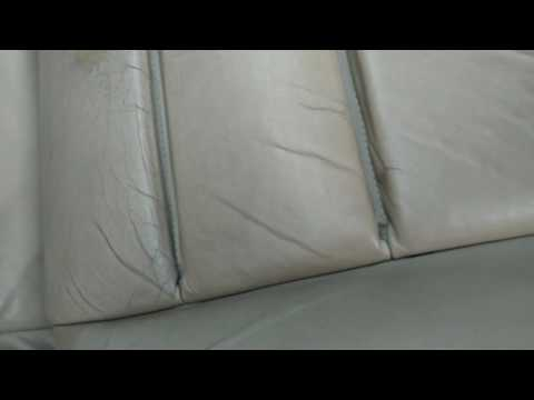 how to clean leather car seats with baking soda and water - part two