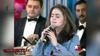 Azəriqızı Günel İbrahim Tatlısəsi ağlatdı