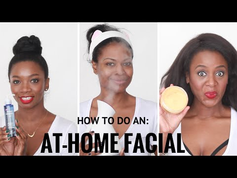 How to Do an At Home Facial | Face Flawless Skin