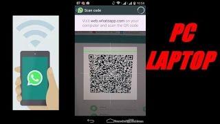 How To Scan Whatsapp Web Qr Code(web.whatsapp.com)!!
