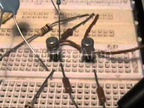 Popular  overtone oscillator -  Butler oscillator .wmv
