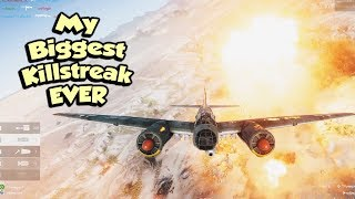 How they STOPPED my Max-Upgraded JU-88 CARPET BOMBER - Battlefield 5