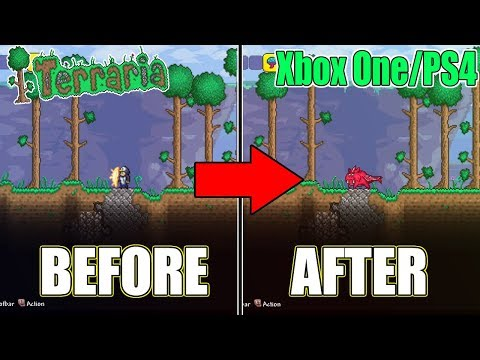 Terraria: How To Play As A NPC Or PET On Xbox One/PS4 (TUTORIAL)