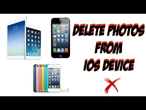 How to Delete Photos From Your iPhone, iPad, and iPhone