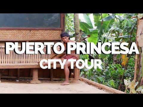 Puerto Princesa City Tour - Palawan Travel Day 1