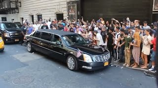 Fake Barack Obama Pranks New York City