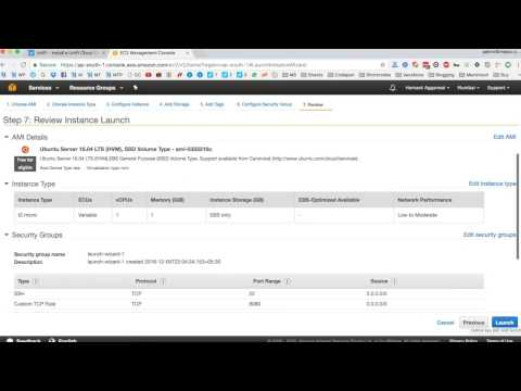 Setup UniFi Controller on AWS for Free