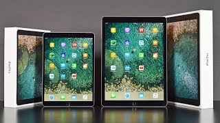 "Apple iPad Pro (10.5"" vs 12.9""): Unboxing & Review"