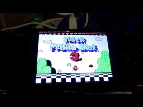 Install Emulators on PSP