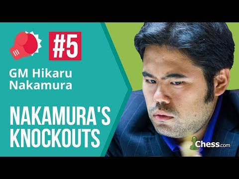 Nakamura's Knockouts: Fast Chess Calculation